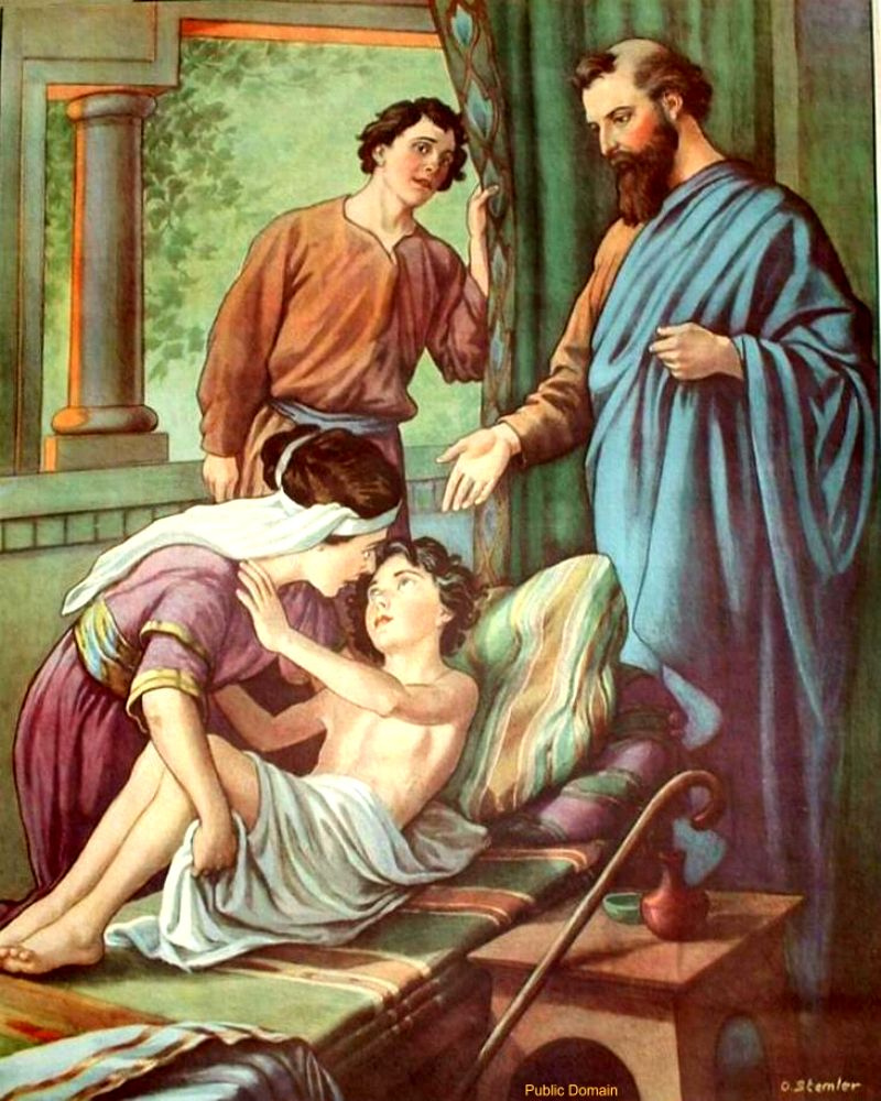 eliseu e o filho da sunamita