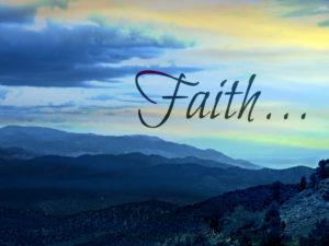 estudo bíblico sobre fé