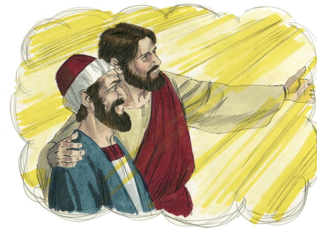 semelhantes de Jesus